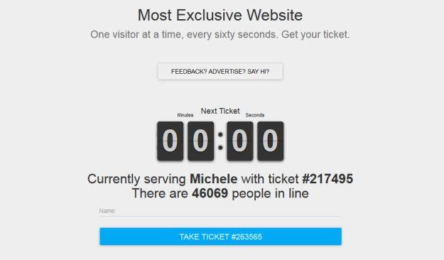 Photo of Tisuće ljudi čekaju u redu kako bi ušli na ovu stranicu
