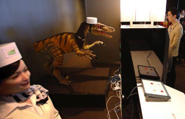 Photo of Roboti u hotelu