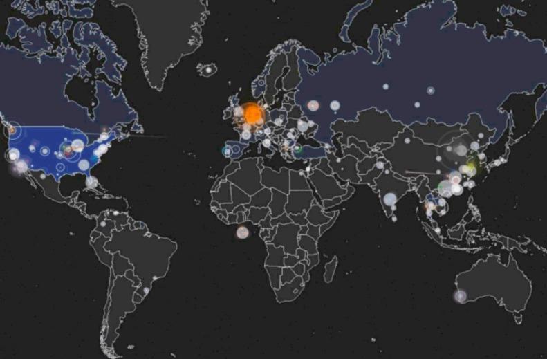 Photo of Na ovoj stranici pratite uživo hakerske napade diljem svijeta