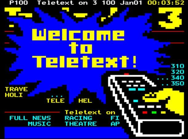 Photo of Svemu unatoč: Njegovo veličanstvo Teletext
