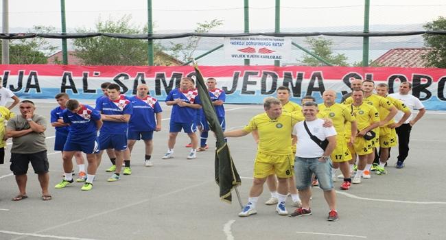 Photo of Pobjednici karlobaškog turnira HEROJA su TIGROVI!