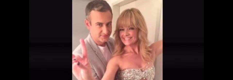 Photo of Giuliano i Minea snimili duet