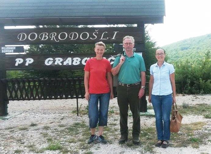 Photo of POZNATI PODUZETNIK Grof ELTZ posjetio ličku Grabovaču