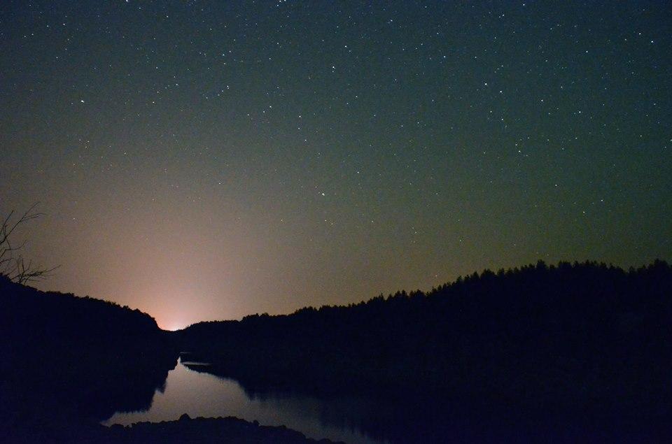 Photo of FOTO Noć iznad Grabovače: pogled na ličke zvijezde