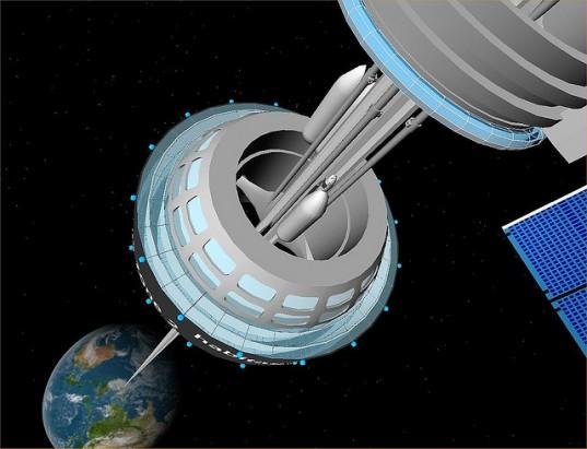 Photo of Dizajniran i planiran svemirski lift