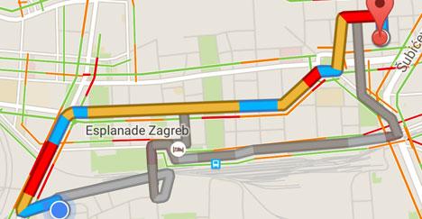 Photo of Google maps pomaže vam pobjeći iz prometne gužve