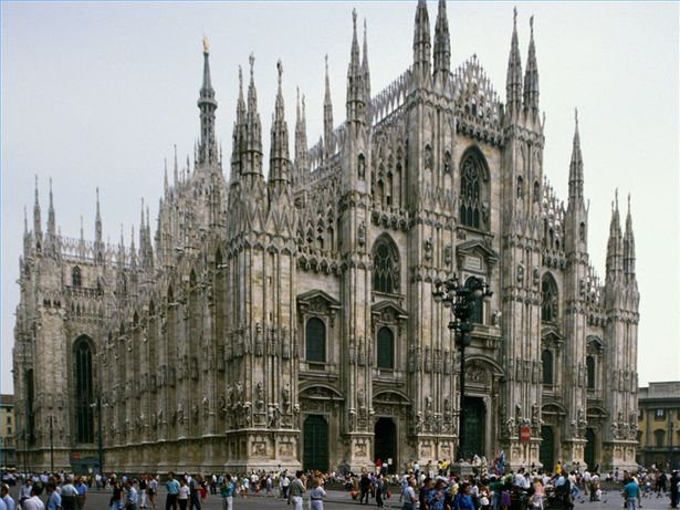 Photo of Algoritam kategorizira građevine prema arhitektonskom stilu