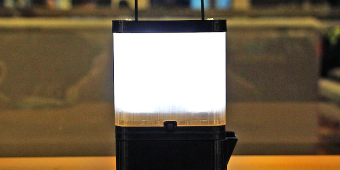Photo of Ova svjetiljka svijetli uz pomoć vode i soli