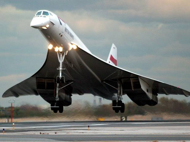 Photo of Vraćanje Concordea na nebo?