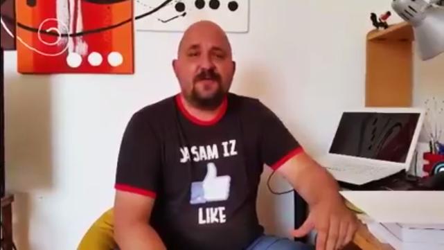 """Photo of Bloger Krule ima hit status o """"peglanju"""" općinara Ražanca kod Zadra"""