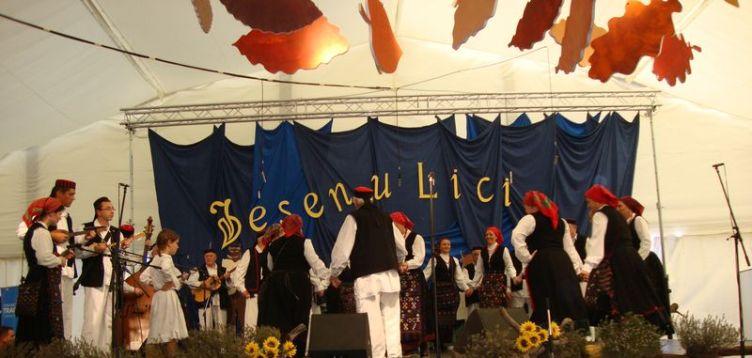 Photo of Jesen u Lici: Program događanja