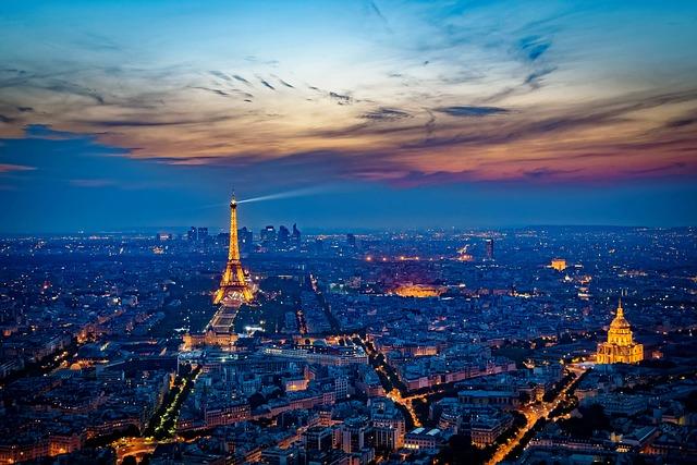 Photo of Obiđite Pariz u samo tri minute