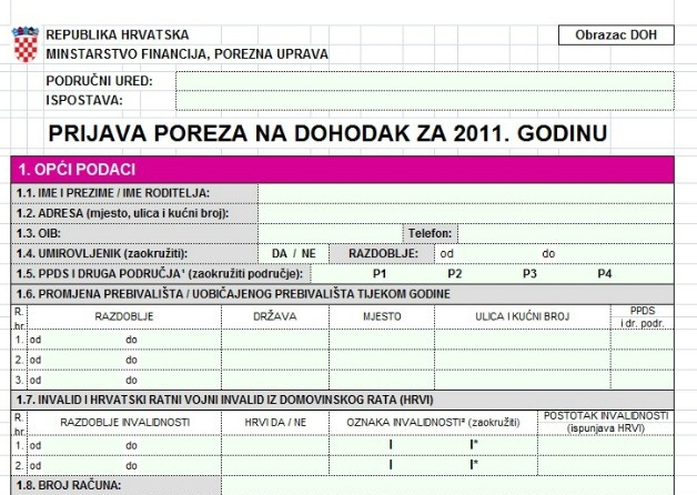 Photo of Sljedeći tjedan POVRAT POREZA za Ogulin i Karlovac