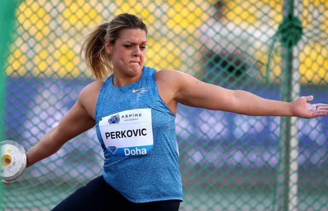 Photo of Sandra Perković – kraljica Hanžeka