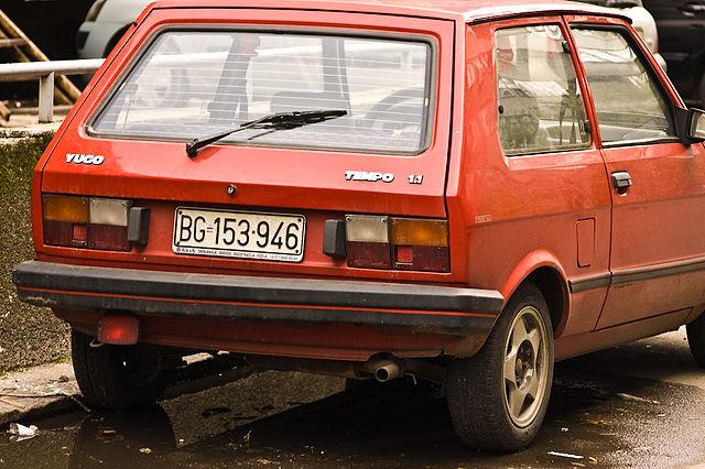 """Photo of """"Najgori automobil svih vremena"""""""
