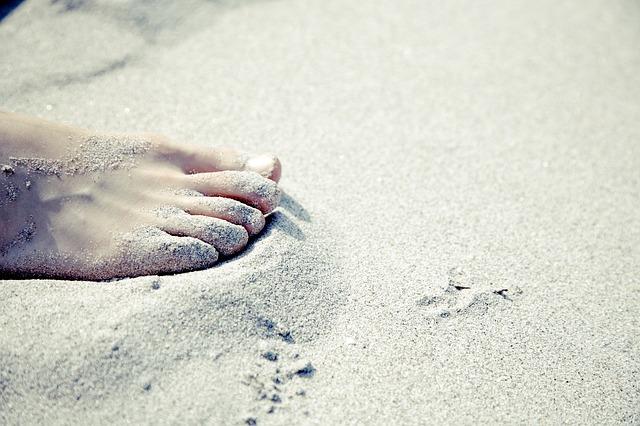 Photo of Duhovna priča o stopama u pijesku