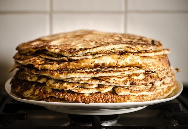 Photo of Recept za zdrave palačinke