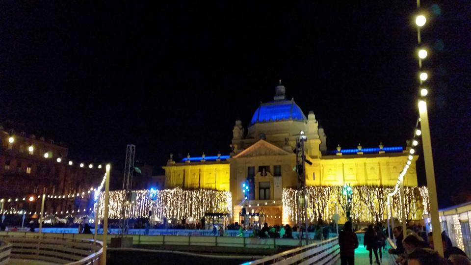 Photo of Advent u Zagrebu