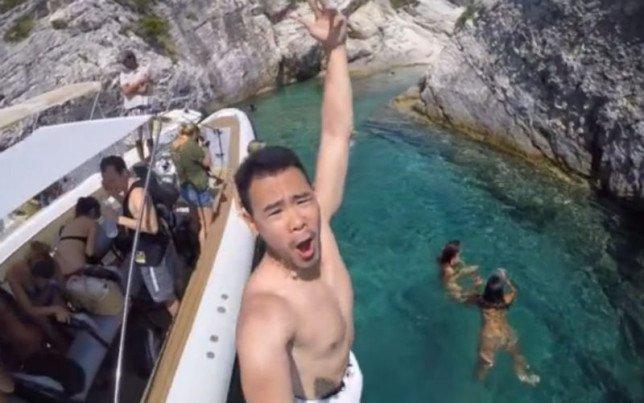 Photo of Pogledajte nastavak videa turista koji su oduševljeni Hrvatskom