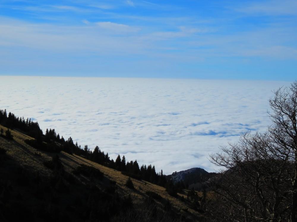 Photo of FOTO: Kako doći do predivnog MAGLOVITOG pogleda sa Sjevernog Velebita?