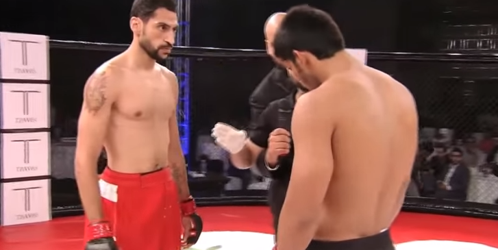 Photo of VIDEO Ovako se razbija bahati borac u ringu
