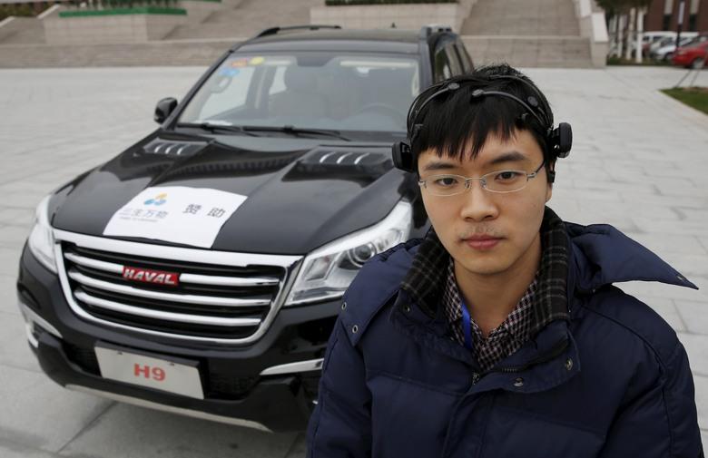 Photo of Iz Kine stiže automobil kojim se upravlja mozgom