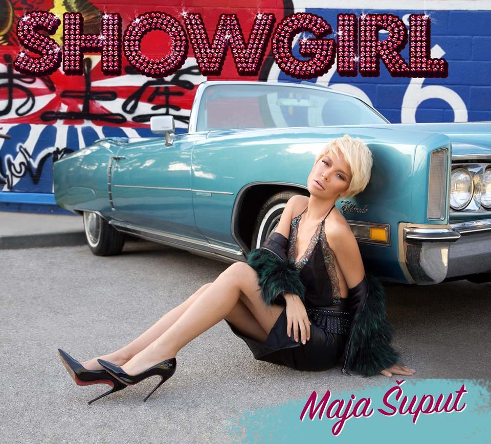 Photo of Showgirl: Novi album Maje Šuput