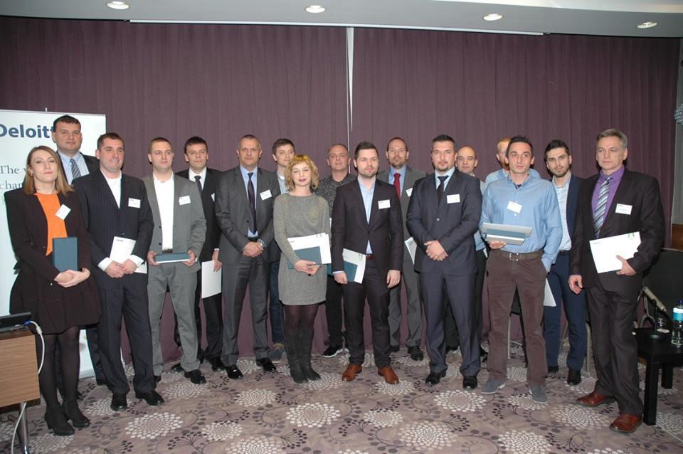 Photo of FOTO Deloitte Hrvatska predstavio NAJUSPJEŠNIJE HRVATSKE TVRTKE u 500 najbrže rastućih