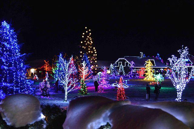 Photo of Dva milijuna božićnih lampica na imanju obitelji Salaj