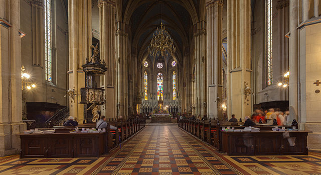 Photo of Xaver Varnus: Besplatni božićni koncert u zagrebačkoj katedrali