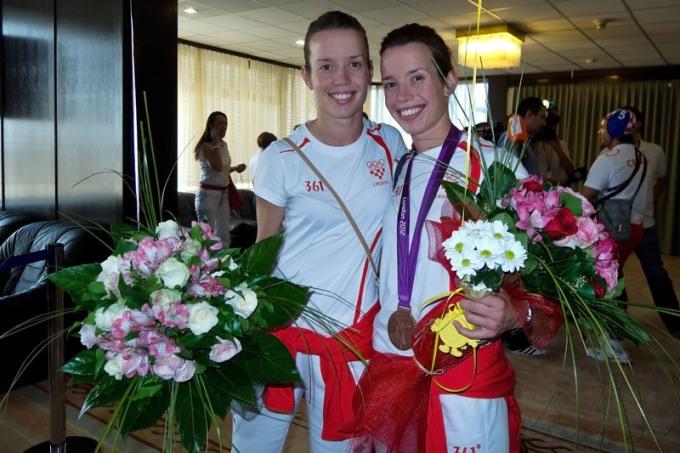 Photo of Sestre Zaninović plasirale su se na OI kao jedine taekwondo blizanke