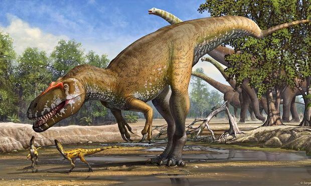 Photo of U svijetu raste crno tržište fosilima dinosaura