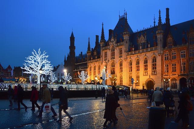 Photo of Gradovi koje morate vidjeti u božićnom izdanju