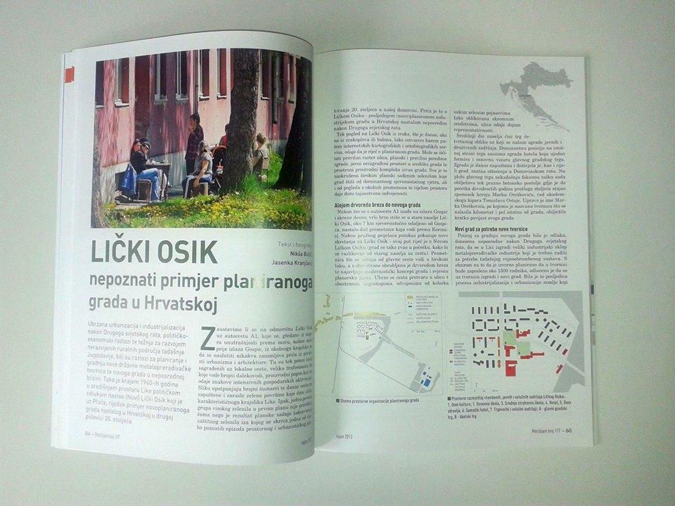 Photo of ANKETA ZA LIČKI OSIK: Novoplanirani urbanistički i arhitektonski grad podvrgnut istraživanjima