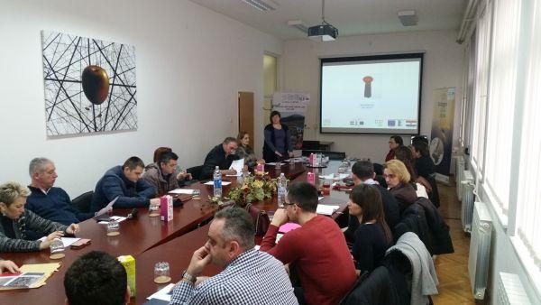 Photo of LAG LIKA održao radni sastanak s predstavnicima javnog, gospodarskog i civilnog sektora grada Gospića u svrhu izrade lokalne razvojne strategije