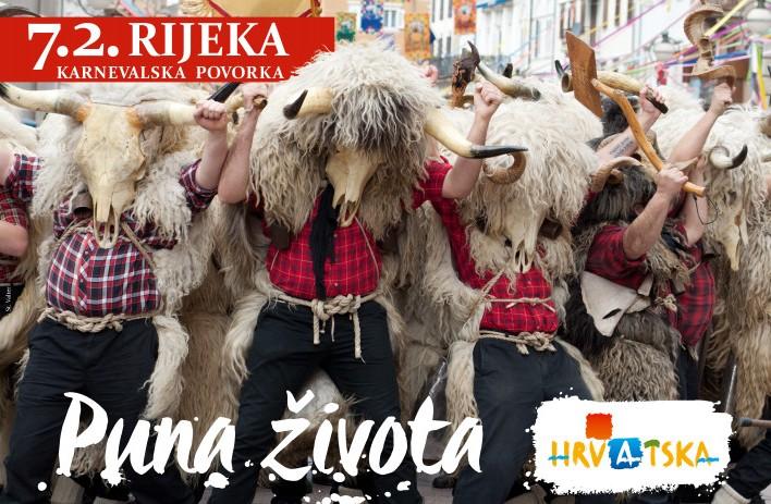 Photo of RIJEČKI KARNEVAL počinje 17. siječnja!