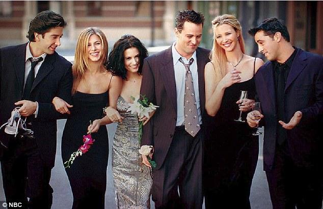 Photo of Prijatelji se okupljaju nakon 12 godina?