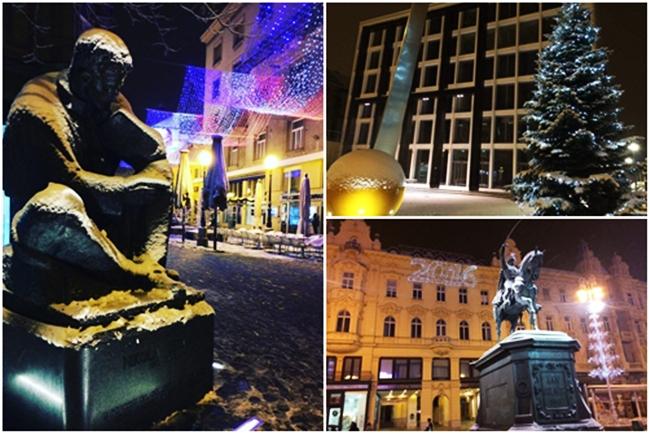 Photo of FOTOGALERIJA Šetnja snježnim ZAGREBOM: Pogledajte centar grada pod snježnim pokrivačem