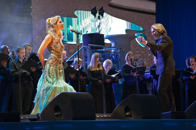 Photo of Operna diva Elina Garanča u Lisinskom