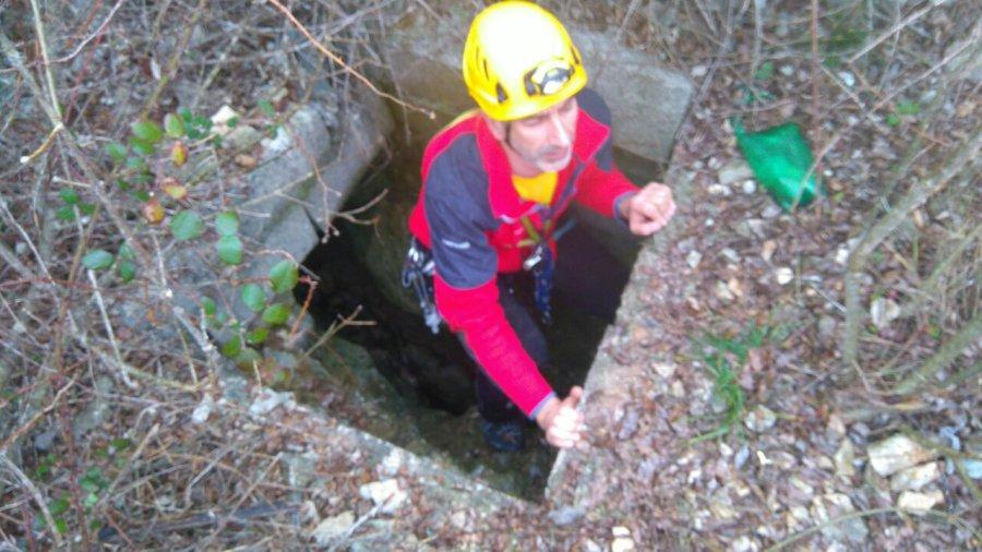 Photo of ISPAO MU MOBITEL pa pao u 15-metarsku jamu kod Zadra