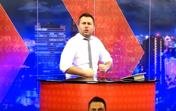"Photo of Mandatar OREŠKOVIĆ NAZVAO MILINOVIĆA: ""Darko, ti si meni onako tip ko´ PUTIN!"""
