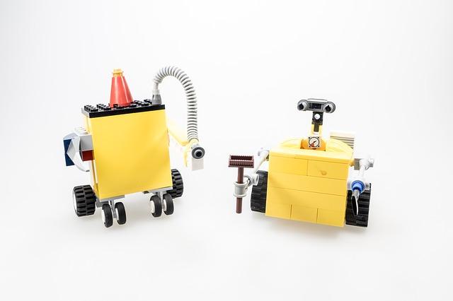 Photo of Genijalni školarci koji već izgrađuju robote
