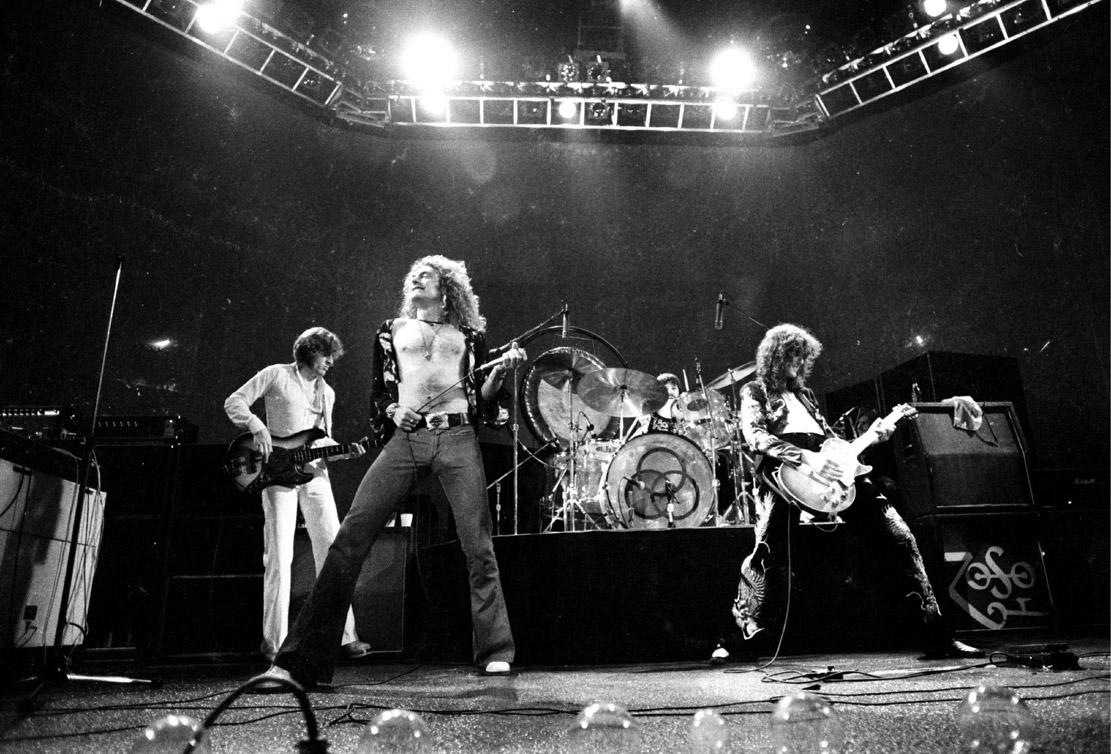 Photo of Zbog unuke Ferdinanda von Zeppelina bend Led Zeppelin morao je promijeniti ime