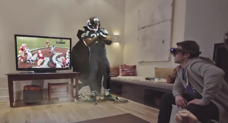 Photo of HoloLens: Ovako ćemo u budućnosti gledati sportska natjecanja