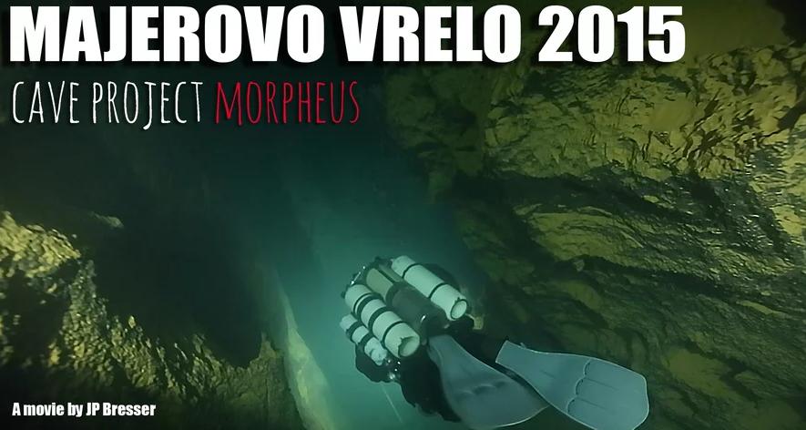 Photo of VIDEO: Nizozemac Bresser zaronio na Majerovom vrilu u Sincu!