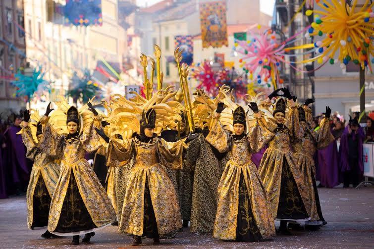Photo of Budi što želiš, dođi na Međunarodnu povorku Riječkog karnevala!