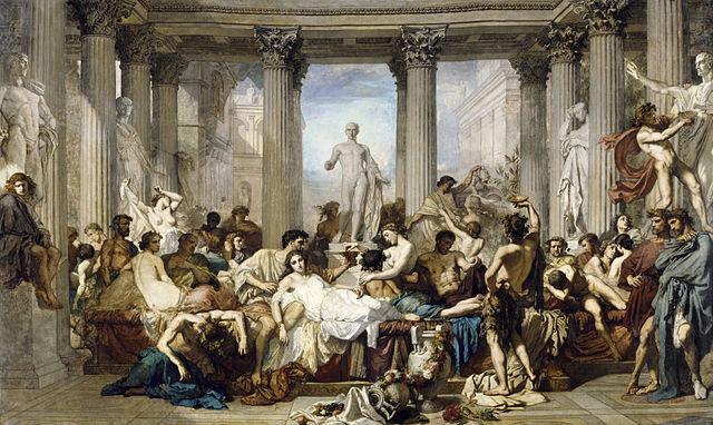Photo of Pravila ponašanja u antičkim udžbenicima: Kako se ponašati prema pijanim ljudima?