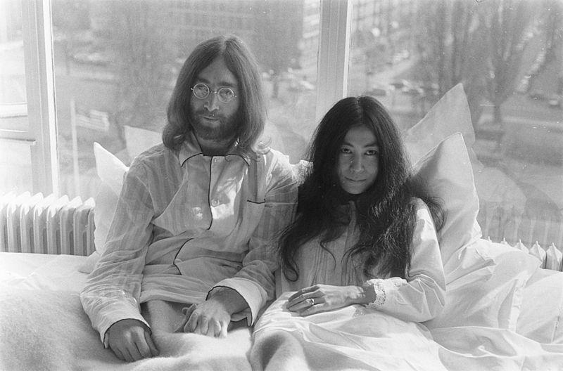 "Photo of Yoko Ono: ""Nisam ništa imala s razlazom Beatlesa."""