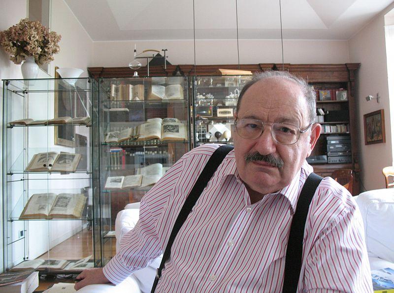 Photo of Preminuo veliki Umberto Eco
