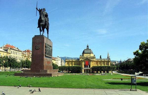 Photo of Zagreb: Počinje obnova Tomislavca